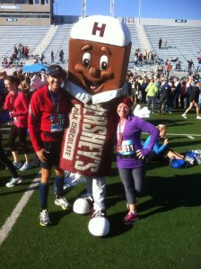 Hershey Half Marathon - October 2012