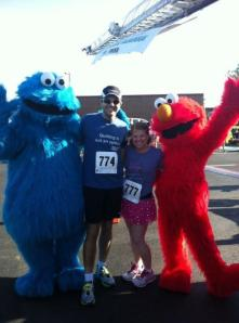 Sesame Place Classic 2012