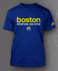 Boston Commemorative Shirt by Adidas