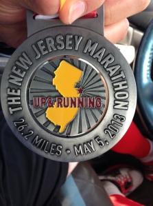 Marathon Medal (Reverse)