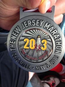 Marathon Medal (Front)