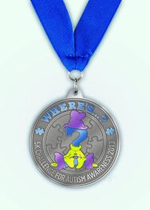 """Where's Dopey"" Medal"