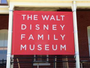 The Walt Disney Family Museum - in the Presidio
