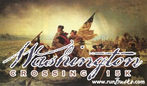 Washington Crossing 15K  (photo courtesy of RunBucks.com)