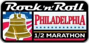 2013 Philadelphia Rock 'n' Roll Half Marathon