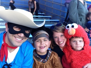 Fun times at Sesame Place this weekend