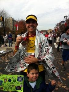 2011 Philadelphia Marathon My First Marathon