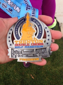 The 2013 Finisher Medal