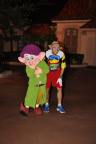 Dopey and I during the 5K