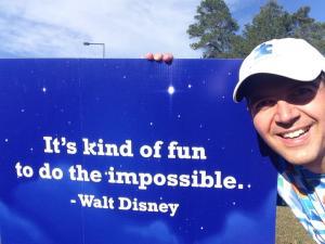 Walt said it best