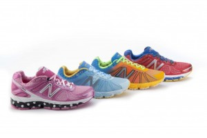 2014 runDisney New Balance shoes