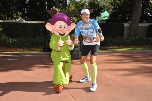 Running the 2014 Dopey Challenge at Walt Disney World