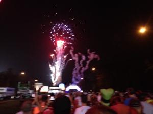 I got my fireworks!!!