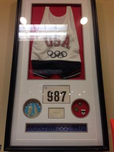 Jeff Galloway's 1972 Olympic Kit