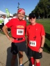 At the start with my Father in law