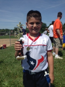 My little champion