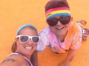 The Color Run - During