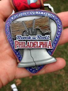 Nice medal (and ribbon)