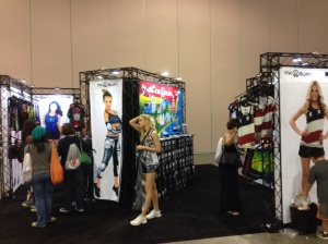 INKnBURN booth