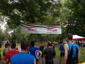 Start and finish was in the same location
