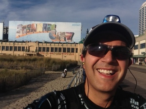 Atlantic City Boardwalk - Mile 19