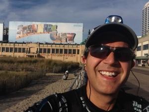 Atlantic City Boardwalk - Mile 19