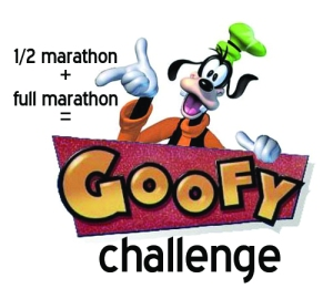 Goofy's Race and a Half Challenge