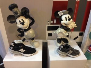 The 2015 runDisney New Balance shoes