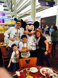 Breakfast with Chef Mickey