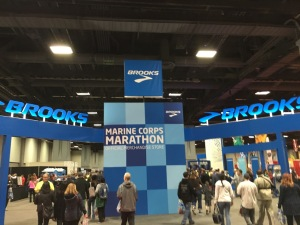 Official merchandise provided by Brooks Running