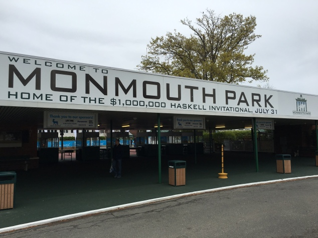 The expo was held at Monmouth Park Racetrack