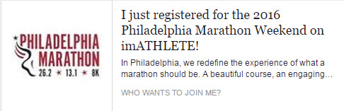 Back again for Philadelphia Marathon number 5 this Fall.