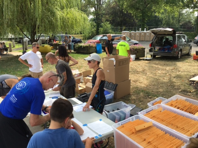 Easy and efficient packet pickup